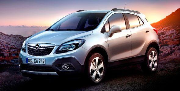 A la venta en España el nuevo Opel Mokka