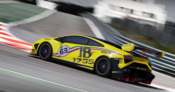 Nuevo Lamborghini Gallardo LP 570-4 Super Trofeo 2013