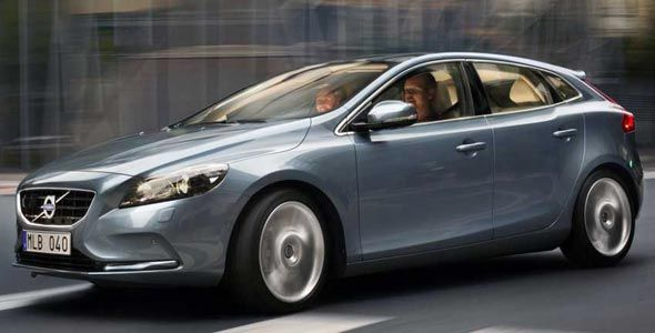Volvo V40, con sistema City Safety avanzado