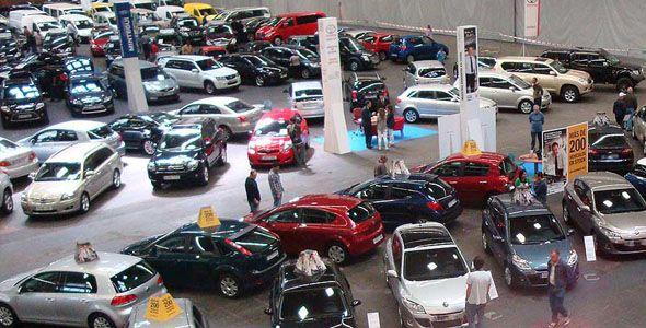 Los establecimientos de compraventa de coches usados, inspeccionados