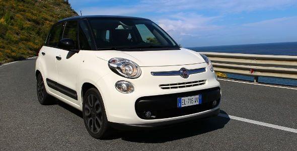 Fiat 500 L: lo conducimos