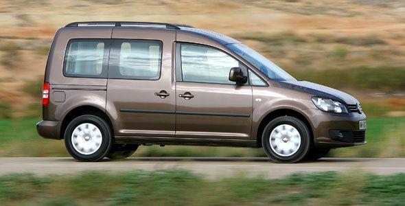 Probamos la gama de vehículos comerciales Bluemotion  de Volkswagen