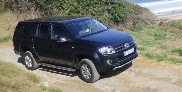"""Probamos el Volkswagen Amarok, un pick-up """"de lujo"""""""