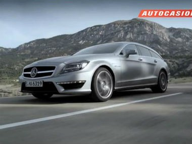 Salón de París 2012: Mercedes CLS Shooting Brake