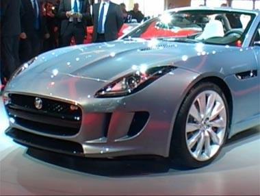 Salón de París: Jaguar F-Type