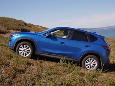 Vídeo-prueba Mazda CX-5 2.2 Diésel 4×2