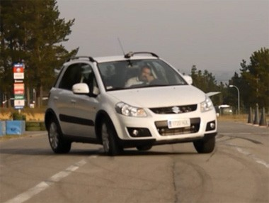 Vídeo-prueba Suzuki SX4 Takumi