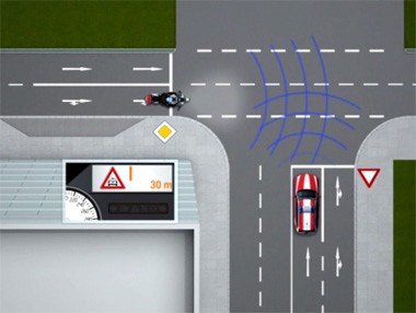 Proyecto sim TD de interconexión entre vehículos