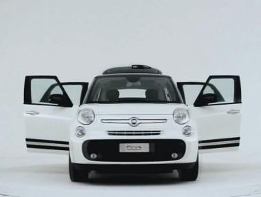 Nuevo Fiat 500 L