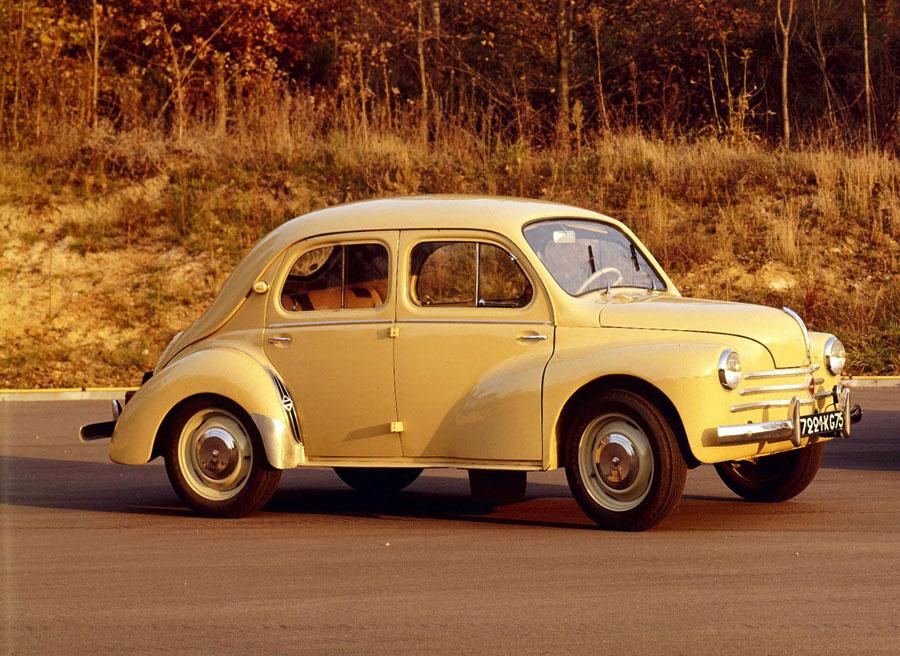 60 aniversario Renault 4-4