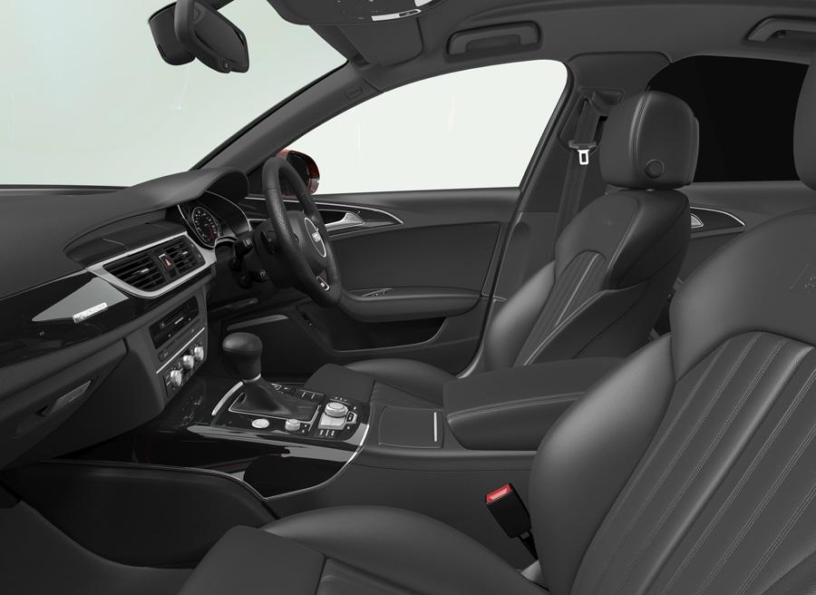 Audi A6 Blck Edition