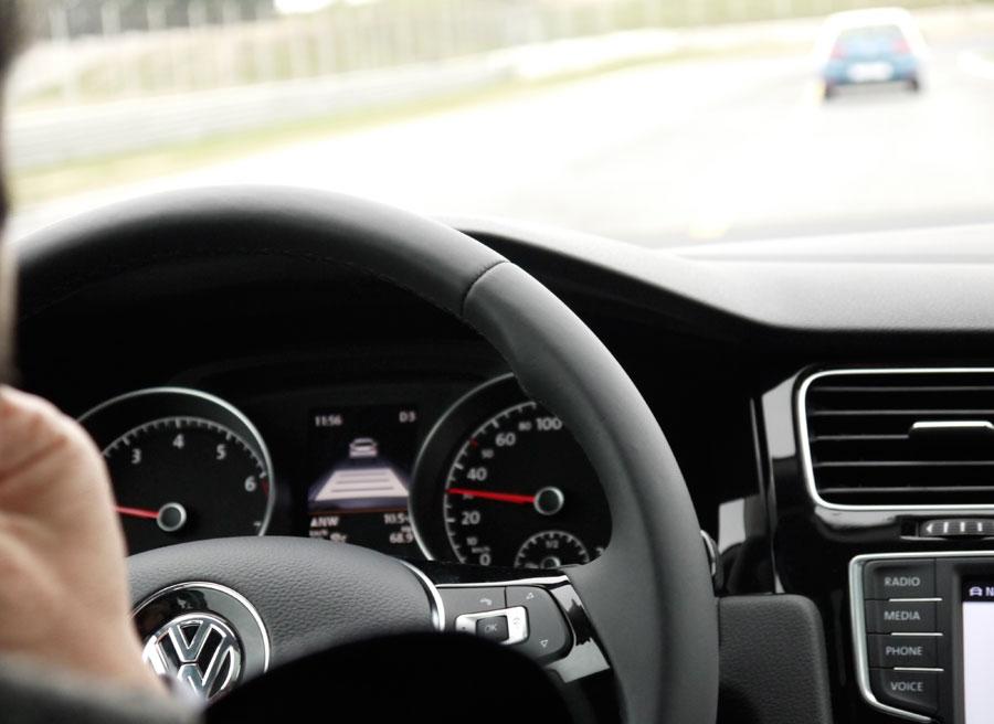 Autocasion.com en el VW Race Tour, ACC, Rubén Fidalgo