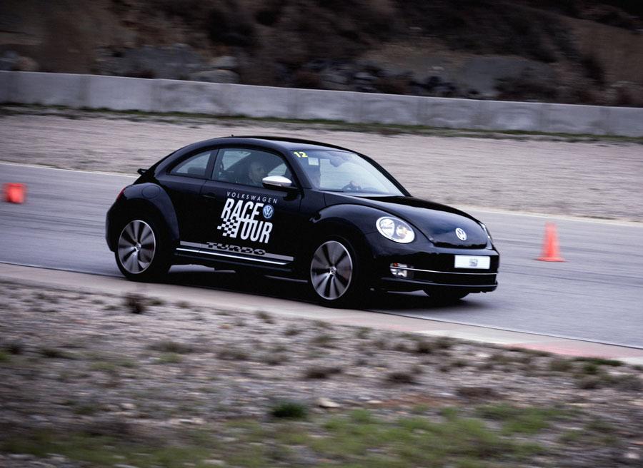 Autocasion.com en el VW Race Tour, Jarama