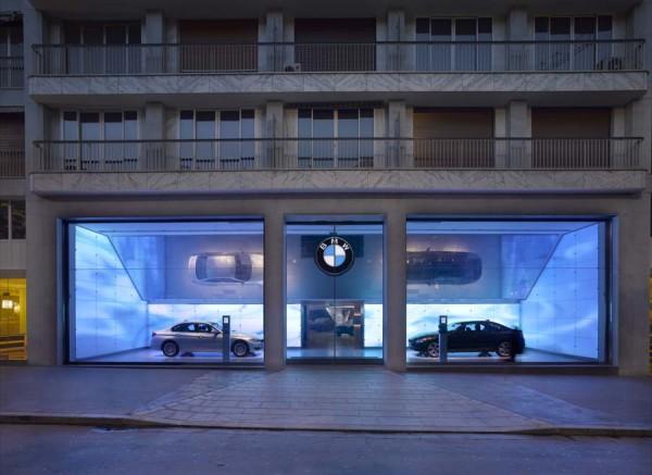 Concesionario virtual BMW