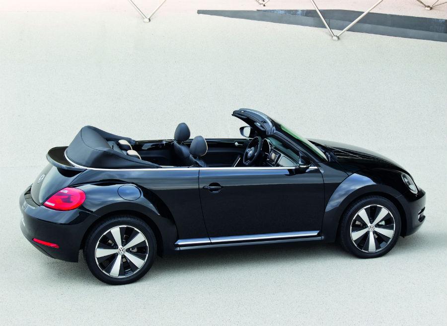 Volkswagen Beetle Exclusive, aún más llamativo.
