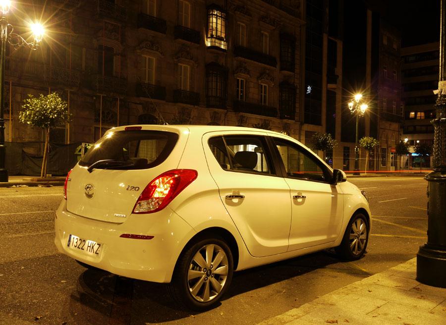Hyundai i20 1.4 CRDi, Vigo, Rubén Fidalgo