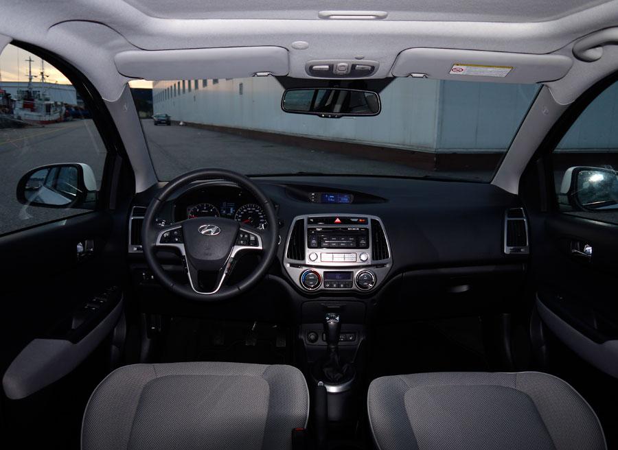 Hyundai i20 1.4 CRDi, Interior, Rubén Fidalgo