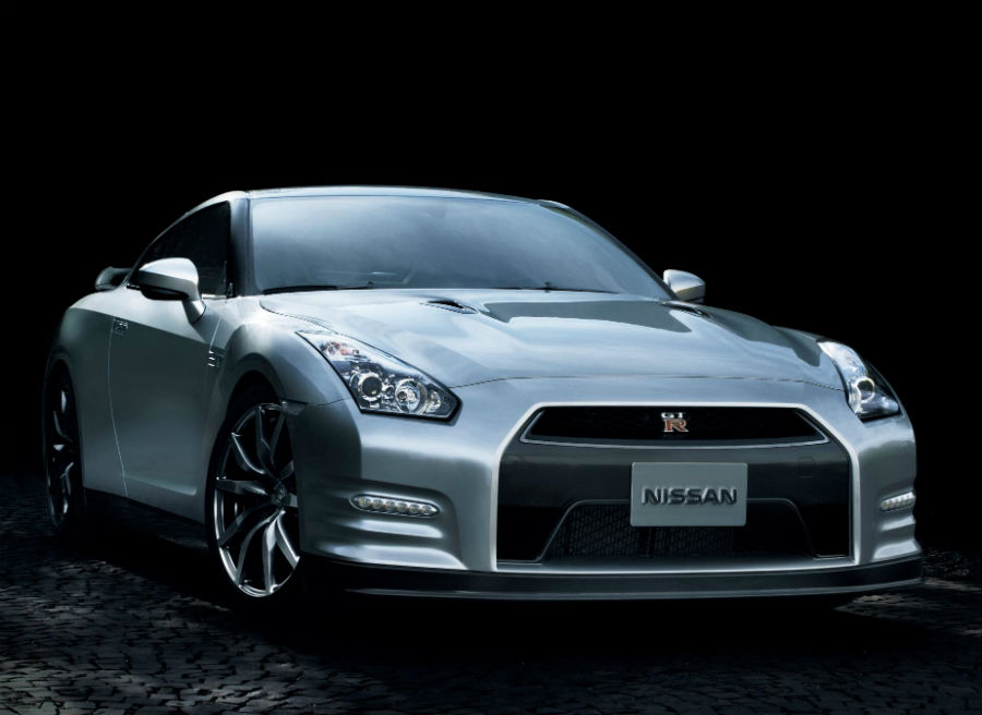 El nuevo Nissan GT-R llega al mercado americano en enero de 2013.