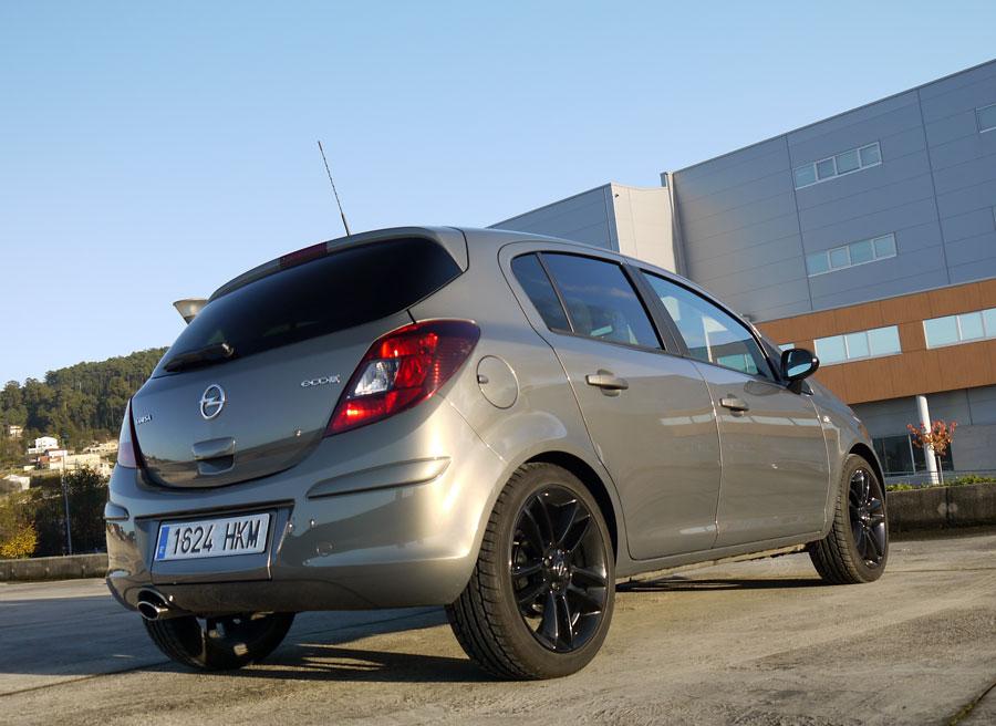 Prueba Opel Corsa 1.3 CDTi ecoFlex, Interior, Rubén Fidalgo