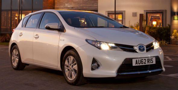 Nuevo Toyota Auris, llega en diciembre
