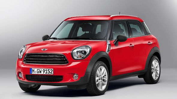 Mini Countryman: ¡actualizado!