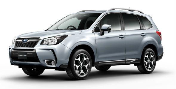 Subaru Forester, cuarta generación