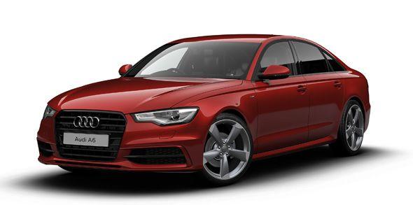 Nuevos Audi A6 y A7 Black Edition, para Reino Unido