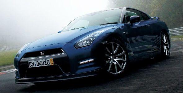 Nissan GT-R 2013: llega en enero