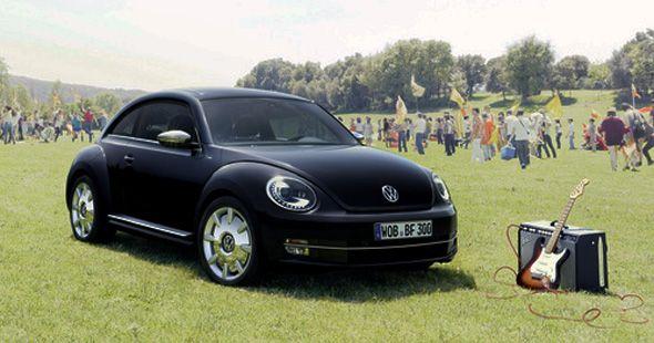 El VW Beetle Fender Edition, desde 23.710 euros