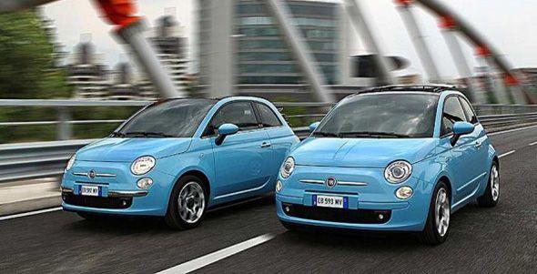 Fiat anuncia importantes novedades y el programa de personalización del Fiat 500