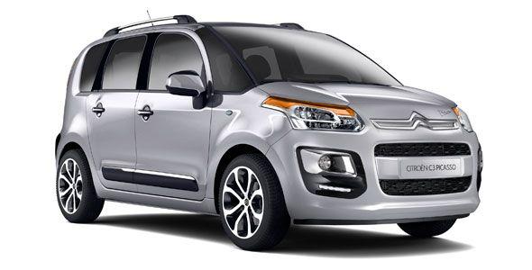 Nuevo Citroën C3 Picasso, ya a la venta