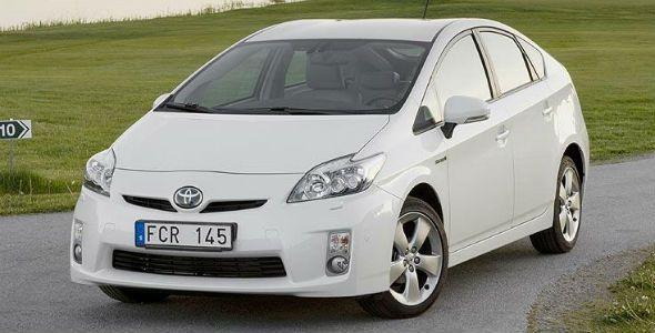 El Toyota Prius estrena nueva imagen