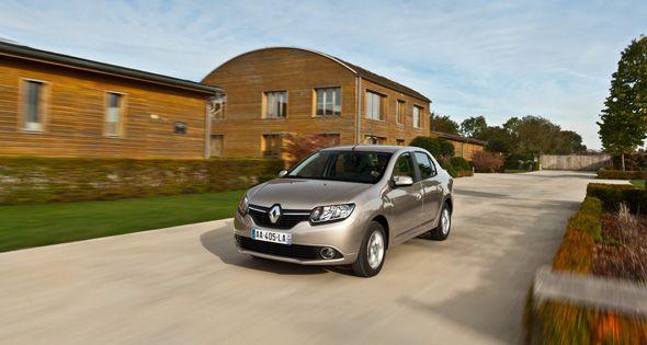 El nuevo Renault Symbol ve la luz en Turquía