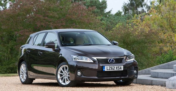 Lexus CT 200h Advance: nuevo en la gama