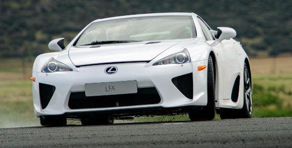 Lexus LFA: nunca habíamos probado un coche así