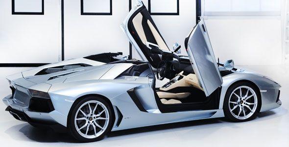 Lamborghini Aventador Roadster, 700 CV para disfrutarlos al aire libre