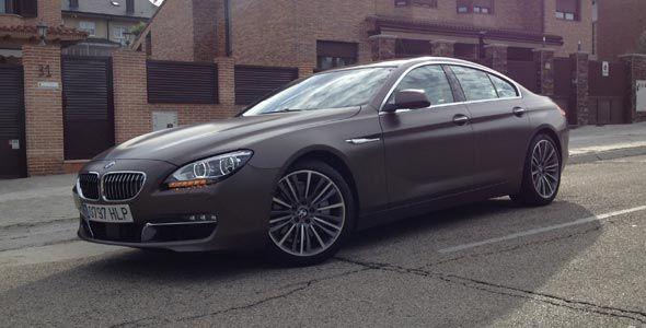 BMW Serie 6 Gran Coupé: señorial y deportivo