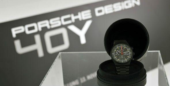 Porsche Design celebra el 40 aniversario de su centro de Stuttgart