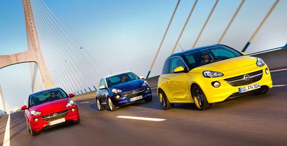 Nuevo Opel Adam: lo conducimos