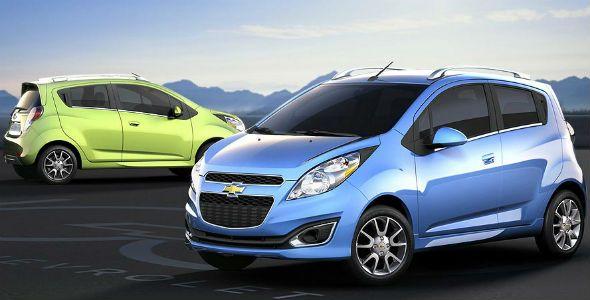 Chevrolet Spark eléctrico: llega en el Salón de Los Ángeles