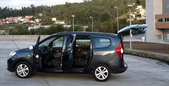 Probamos el Dacia Lodgy dCi 90 CV Lauréate
