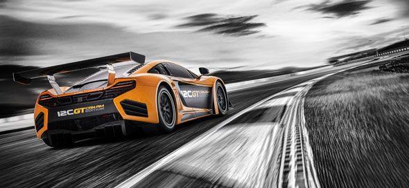 McLaren 12C GT Can-Am: un mito