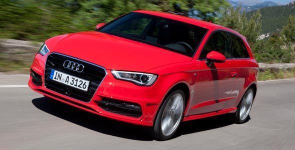Accesorios originales para el Audi A3