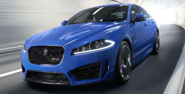 Jaguar XFR-S: la versión más radical, en el Salón de Los Ángeles