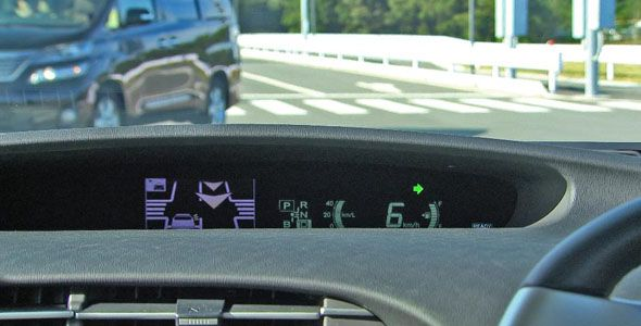 Toyota, dos nuevos sistemas de seguridad en camino