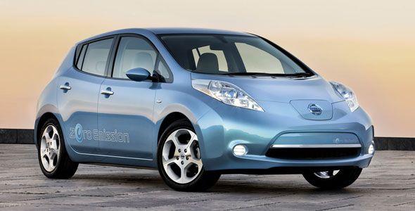 Cambios en el Nissan Leaf… sólo para Japón