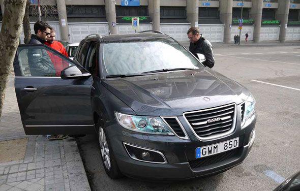 NEVS estudia lanzar una versión de gasolina del Saab 9-3