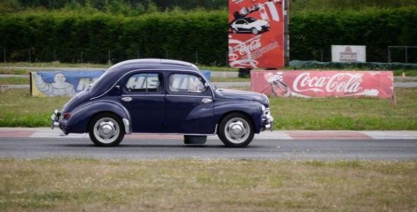 60 aniversario del carismático Renault 4/4