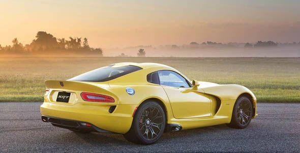 Nuevo Chrysler Viper: 640 CV y menos peso