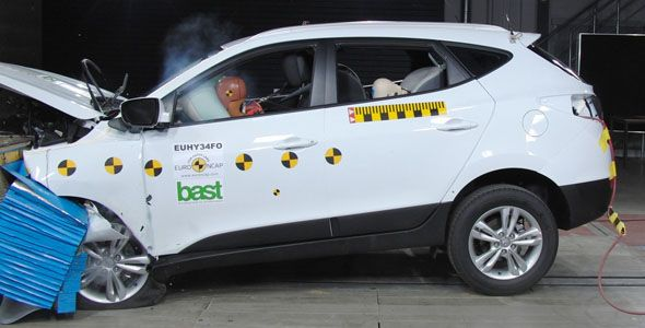 Crash-tests: tu seguridad no siempre se valora igual